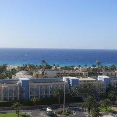 Отель Alameda de Jandía пляж