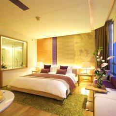 Pathumwan Princess Hotel 5* Номер категории Премиум с различными типами кроватей фото 4