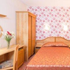 Отель Дафи 3* Стандартный номер с различными типами кроватей фото 7