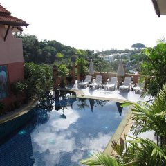 Отель Baan Kongdee Sunset Resort Пхукет бассейн фото 3