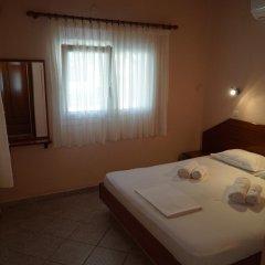 Отель Ammos Kalamitsi комната для гостей фото 3