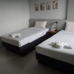 Thai Hotel Krabi 2* Номер категории Эконом с различными типами кроватей фото 3
