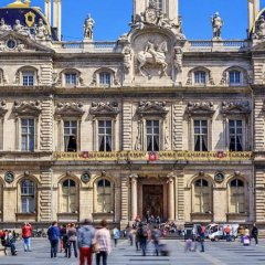 Отель La Lanterne de Lyon Франция, Лион - отзывы, цены и фото номеров - забронировать отель La Lanterne de Lyon онлайн фото 2