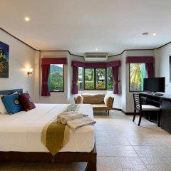 Отель Angus O'Tool's Irish Pub Guesthouse 2* Номер Делюкс двуспальная кровать фото 6