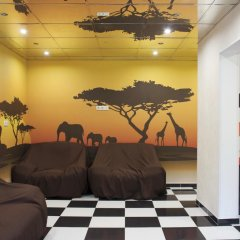 Hostel Zoo - Key2Gates интерьер отеля