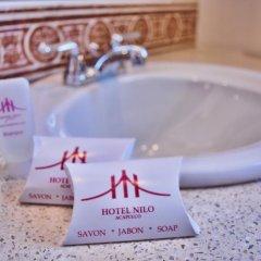 Hotel Nilo 2* Стандартный номер с различными типами кроватей фото 3