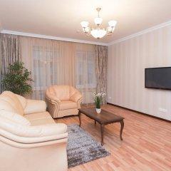Апартаменты на Тверской комната для гостей фото 4