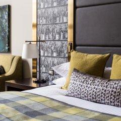 Отель ABode Glasgow 4* Номер Делюкс с разными типами кроватей фото 3
