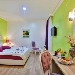 Ayasultan Hotel 3* Стандартный семейный номер с двуспальной кроватью фото 12
