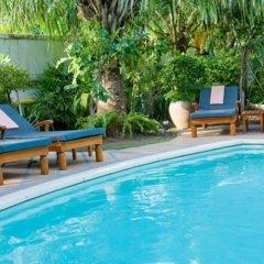 Zanas Oasis Hotel бассейн