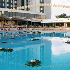 Отель Парк-Отель Санкт-Петербург Болгария, Пловдив - отзывы, цены и фото номеров - забронировать отель Парк-Отель Санкт-Петербург онлайн бассейн фото 2
