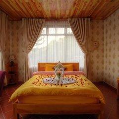 Отель Zen Valley Dalat Улучшенный номер