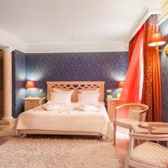 Гостиница Гранд Авеню 3* Апартаменты разные типы кроватей фото 5