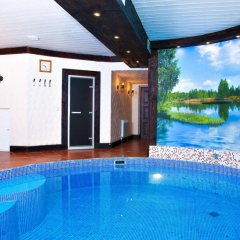 Гостиница Лесная поляна бассейн