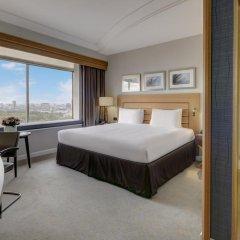 Отель London Hilton on Park Lane 5* Номер Делюкс с различными типами кроватей
