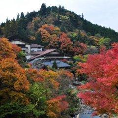 Отель Tarutama Onsen Yamaguchi Ryokan Минамиогуни фото 3