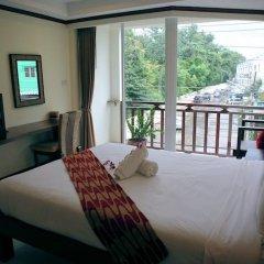 Khon Kaen Orchid Hotel 3* Номер Делюкс с различными типами кроватей фото 3
