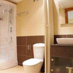 Отель Bed and Go Apartments Lloret Испания, Льорет-де-Мар - отзывы, цены и фото номеров - забронировать отель Bed and Go Apartments Lloret онлайн ванная фото 2