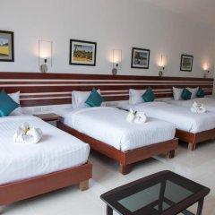 Отель Green View Village Resort 3* Стандартный семейный номер с двуспальной кроватью фото 4