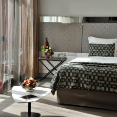 Отель Pullman Dakar Teranga 5* Улучшенный номер с различными типами кроватей фото 7