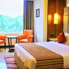 Отель City Park Airport 3* Представительский номер с различными типами кроватей фото 16