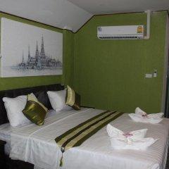 Samui Green Hotel 3* Стандартный номер с двуспальной кроватью фото 6