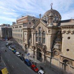 Отель Casp Sdb Барселона балкон