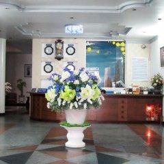 Отель AMY Нячанг интерьер отеля