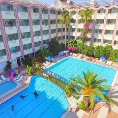 Gazipasa Star Hotel & Apartments Турция, Сиде - отзывы, цены и фото номеров - забронировать отель Gazipasa Star Hotel & Apartments онлайн бассейн