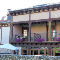 Hotel Rural El Adarve Мадеруэло балкон