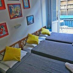 Dioskouros Hostel Стандартный номер с различными типами кроватей фото 3