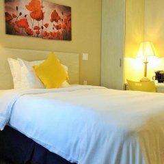 Soho Garden Hotel 2* Номер Делюкс с различными типами кроватей фото 3