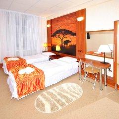 Гостиница Ананас Стандартный номер 2 отдельными кровати фото 3