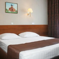 Гостиница Венец 3* Улучшенный номер разные типы кроватей фото 13