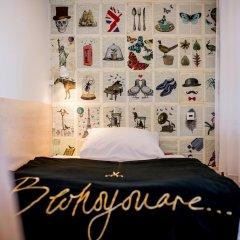 Hostel Florenc Стандартный номер с различными типами кроватей
