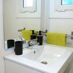 Отель Apartamento Rambla Catalunya Испания, Барселона - отзывы, цены и фото номеров - забронировать отель Apartamento Rambla Catalunya онлайн ванная