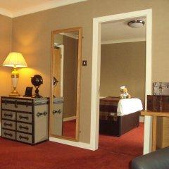 Отель Hallmark Inn Manchester South удобства в номере фото 2