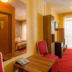Baltpark Hotel 3* Улучшенный номер с двуспальной кроватью фото 10
