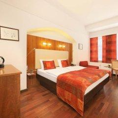 Hotel Ametyst 4* Стандартный номер с различными типами кроватей фото 3