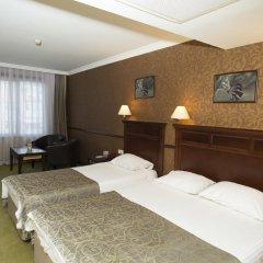 Topkapi Inter Istanbul Hotel 4* Стандартный номер с двуспальной кроватью фото 35