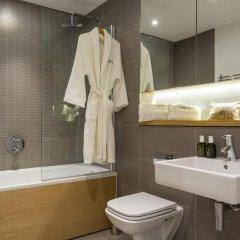 Отель Cuckooz Hoxton ванная