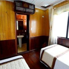 Отель Imperial Classic Cruise Halong 2* Стандартный номер с 2 отдельными кроватями фото 4