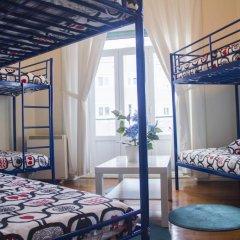 Хостел Nicely Кровать в общем номере с двухъярусной кроватью фото 11