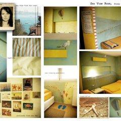 Stray Cat Hostel Кровать в общем номере двухъярусные кровати