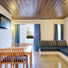 Отель 3HB Golden Beach Улучшенные апартаменты с различными типами кроватей фото 18