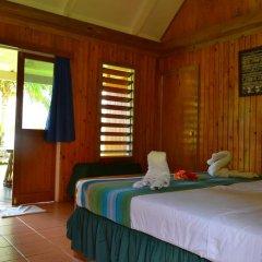 Отель Daku Resort Savusavu 3* Бунгало с различными типами кроватей фото 4