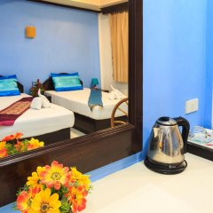Отель The Grand Orchid Inn 2* Номер Делюкс разные типы кроватей фото 11