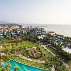 Отель Casalunar Paradiso Condo By Kt Таиланд, Чонбури - отзывы, цены и фото номеров - забронировать отель Casalunar Paradiso Condo By Kt онлайн пляж