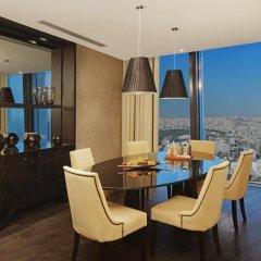 Отель Amman Rotana 5* Люкс с различными типами кроватей фото 2