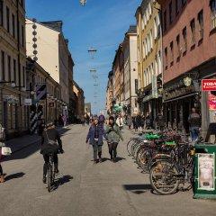 Mosebacke Hostel Стокгольм спортивное сооружение